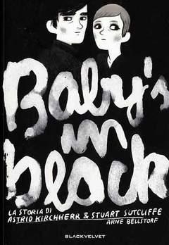 Copertina BABY'S IN BLACK n.0 - BABY'S IN BLACK, BLACK VELVET
