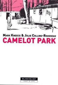 Copertina CAMELOT PARK n.0 - CAMELOT PARK, BLACK VELVET