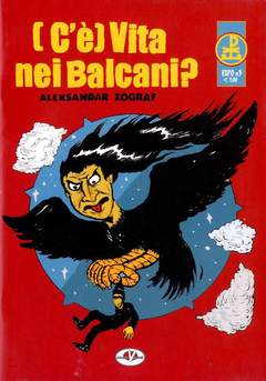 Copertina EXPO n.3 - C'E VITA NEI BALCANI?, BLACK VELVET