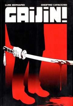 Copertina GAIJIN! n.0 - GAIJIN!, BLACK VELVET