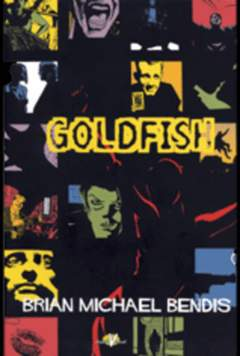 Copertina GOLDFISH n.0 - GOLDFISH, BLACK VELVET