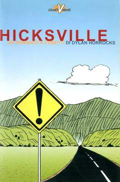 Copertina HICKSVILLE n.0 - HICKSVILLE, BLACK VELVET