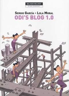 Copertina ODI'S BLOG 1.0 n.0 - ODI'S BLOG 1.0                  , BLACK VELVET