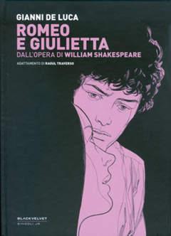 Copertina ROMEO E GIULIETTA n.0 - ROMEO E GIULIETTA, BLACK VELVET