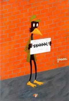 Copertina SSHHHH! n.0 - SSHHHH!, BLACK VELVET
