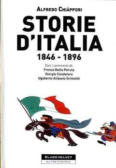 Copertina STORIE D'ITALIA 1848-1896 n.0 - STORIE D'ITALIA - 1848-1896, BLACK VELVET