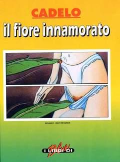 Copertina LIBRI DI BLUE n.1 - FIORE INNAMORATO, BLUE PRESS