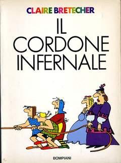 Copertina CORDONE INFERNALE n. - IL CORDONE INFERNALE, BOMPIANI EDITORE
