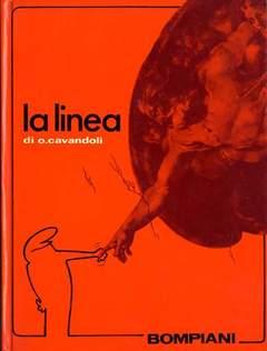 Copertina LA LINEA n. - LA LINEA, BOMPIANI EDITORE