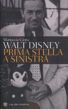 Copertina WALT DISNEY n. - PRIMA STELLA A SINISTRA, BOMPIANI EDITORE