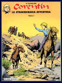 Copertina CORENTIN n.2 - LA STRAORDINARIA AVVENTURA VOL.II, BONA EDIZIONI