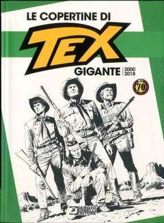 Copertina COPERTINE DI TEX GIGANTE (m3) n.3 - 2000-2018, BONELLI EDITORE LIBRERIA