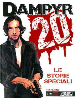 Copertina DAMPYR 20 LE STORIE SPECIALI n. - DAMPYR 20 - LE STORIE SPECIALI, BONELLI EDITORE LIBRERIA