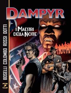 Copertina DAMPYR I MAESTRI DELLA NOTTE n. - I MAESTRI DELLA NOTTE, BONELLI EDITORE LIBRERIA
