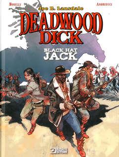 Copertina DEADWOOD DICK BLACK HAT JACK n. - BLACK HAT JACK, BONELLI EDITORE LIBRERIA