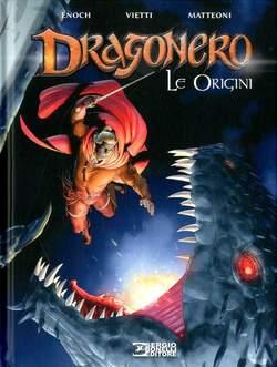 Copertina DRAGONERO LE ORIGINI n. - LE ORIGINI, BONELLI EDITORE LIBRERIA