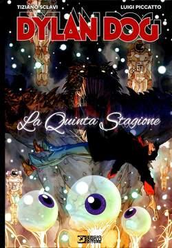 Copertina DYLAN DOG LA QUINTA STAGIONE n. - LA QUINTA STAGIONE, BONELLI EDITORE LIBRERIA