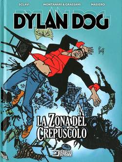 Copertina DYLAN DOG LA ZONA DEL... n. - LA ZONA DEL CREPUSCOLO, BONELLI EDITORE LIBRERIA