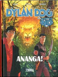 Copertina DYLAN DOG & MISTER NO ANANGA! n. - ANANGA!, BONELLI EDITORE LIBRERIA