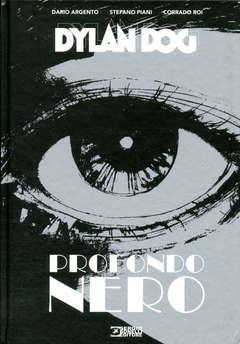 Copertina DYLAN DOG PROFONDO NERO n. - PROFONDO NERO, BONELLI EDITORE LIBRERIA