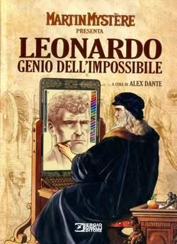 Copertina LEONARDO GENIO DELL'... n. - LEONARDO - GENIO DELL'IMPOSSIBILE, BONELLI EDITORE LIBRERIA