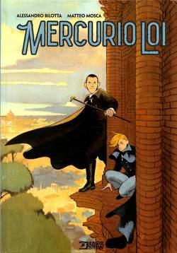 Copertina MERCURIO LOI n. - MERCURIO LOI, BONELLI EDITORE LIBRERIA
