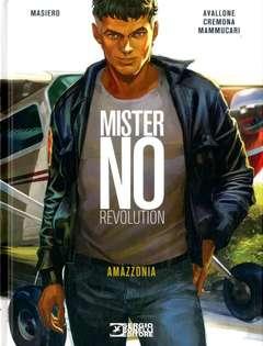 Copertina MISTER NO REVOLUTION AMAZZONIA n. - AMAZZONIA, BONELLI EDITORE LIBRERIA