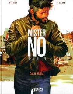 Copertina MISTER NO REVOLUTION CALIFORNI n. - CALIFORNIA, BONELLI EDITORE LIBRERIA