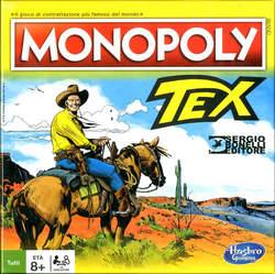 Copertina MONOPOLY DI TEX n. - MONOPOLY DI TEX + TEX VENDETTA INDIANA, BONELLI EDITORE LIBRERIA