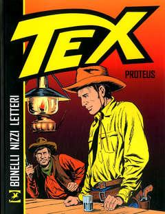 Copertina TEX PROTEUS n. - PROTEUS, BONELLI EDITORE LIBRERIA