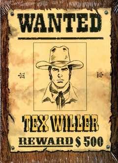 Copertina TEX WILLER WANTED BOX n. - WANTED BOX, BONELLI EDITORE LIBRERIA