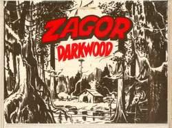 Copertina ZAGOR DARKWOOD BOX n. - ZAGOR DARKWOOD BOX, BONELLI EDITORE LIBRERIA