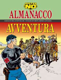 Copertina ALMANACCO AVVENTURA n.1994 - MISTER NO, BONELLI EDITORE