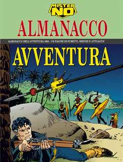 Copertina ALMANACCO AVVENTURA n.1995 - MISTER NO, BONELLI EDITORE