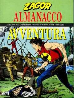 Copertina ALMANACCO AVVENTURA n.1999 - ZAGOR, BONELLI EDITORE