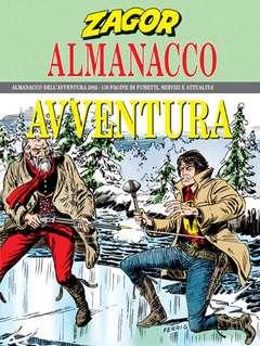 Copertina ALMANACCO AVVENTURA n.2002 - ZAGOR, BONELLI EDITORE