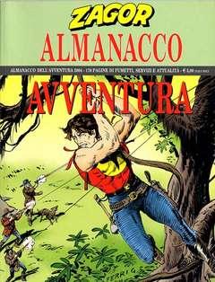 Copertina ALMANACCO AVVENTURA n.2004 - ZAGOR, BONELLI EDITORE