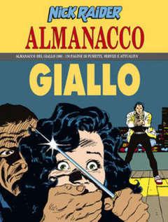 Copertina ALMANACCO DEL GIALLO n.1993 - ALMANACCO DEL GIALLO      1993, BONELLI EDITORE