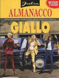 Copertina ALMANACCO DEL GIALLO n.2007 - IL CASO DEL PRINCIPE RAPITO, BONELLI EDITORE