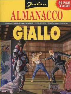 Copertina ALMANACCO DEL GIALLO n.2008 - IL CASO DELLA CARPA E DEL DRAGONE, BONELLI EDITORE