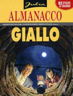 Copertina ALMANACCO DEL GIALLO n.2009 - IL CASO DELLA LUNA NEL POZZO, BONELLI EDITORE