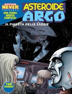 Copertina ASTEROIDE ARGO n.1 - Il pianeta delle sabbie, BONELLI EDITORE