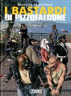 Copertina BASTARDI DI PIZZOFALCONE n.1 - I BASTARDI DI PIZZOFALCONE, BONELLI EDITORE