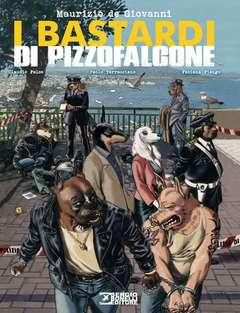 Copertina BASTARDI DI PIZZOFALCONE 1 Ris n. - I BASTARDI DI PIZZOFALCONE #1 - Ristampa, BONELLI EDITORE