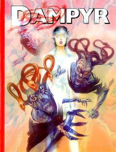 Copertina BONELLI COPERTINE VARIANT n.49 - DAMPYR 236 - L'AMICA MORTALE - LUCCA 2019, BONELLI EDITORE