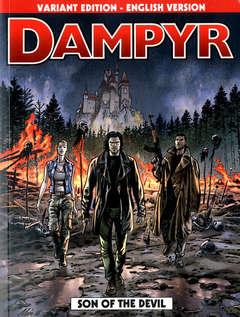 Copertina BONELLI COPERTINE VARIANT n.66 - DAMPYR 1 - SON OF THE DEVIL - ENGLISH VERSION, BONELLI EDITORE