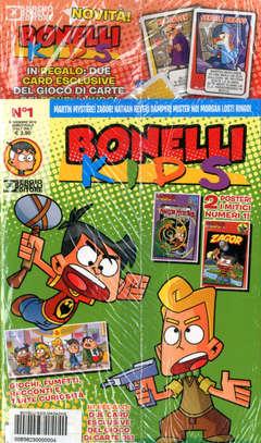 Copertina BONELLI KIDS MAGAZINE n. - BONELLI KIDS MAGAZINE, BONELLI EDITORE