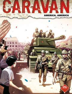 Copertina CARAVAN n.6 - America, America, BONELLI EDITORE