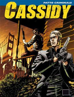 Copertina CASSIDY n.7 - Patto criminale, BONELLI EDITORE
