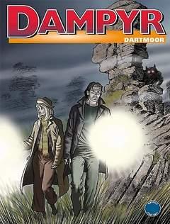 Copertina DAMPYR n.187 - Dartmoor, BONELLI EDITORE